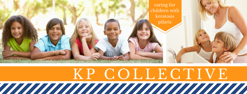 Join the KP Collective, our free Facebook group for parents of children with keratosis pilaris!
