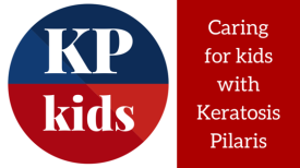 Caring for kids with Keratosis Pilaris | KPKids.net