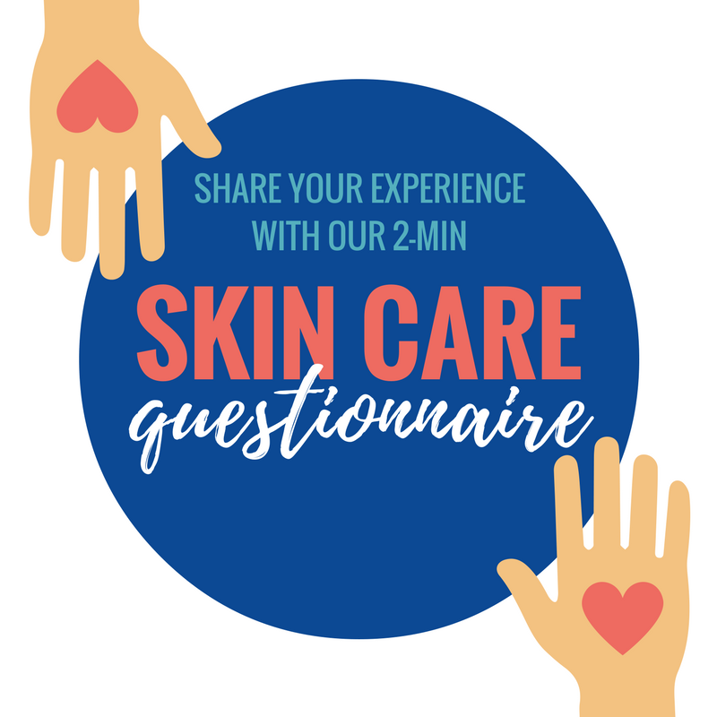 Share your experience with keratosis pilaris. Take our 2-min Skin Care Questionnaire! | KPKids.net